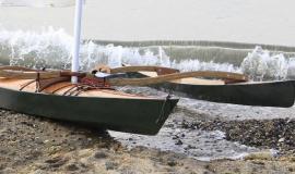 YELKENKAYAK - Ahşap Deniz Kayakları